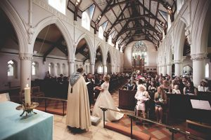 Wedding at St Stephen's