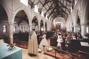 Wedding at St Stephen's