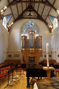 Inside St Stephen's