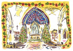 Elo's Christmas card 2